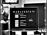 Watch the first video reports from MANIFESTA 10 TV
